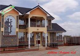 An Exclusive Massionate For Sale In Kitengela ( Sarah Villa)