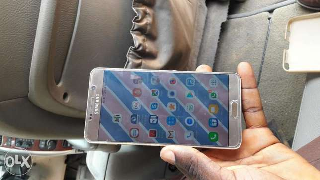 3 weeks old Galaxy Note 5 Dual SIM at give-away price Rumuola - image 4