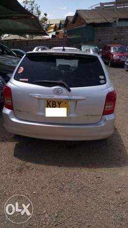 Toyota Fielder, Year 2007, KBY, 1500cc, Very Clean Madaraka - image 3
