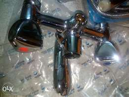 Quality bath room mixer tap and valve