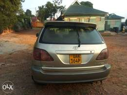 Toyota harrier 2.4cc on urgent sale