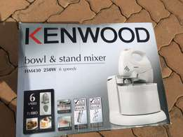Kenwood Hand Mixer Stand & Bowl (New not opened)