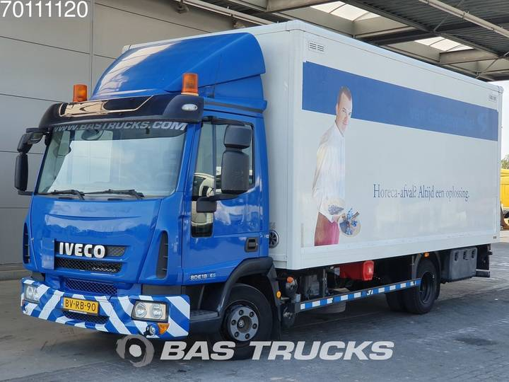 Iveco ML80E18 4X2 Manual Ladebordwand ADR Euro 5 - 2008