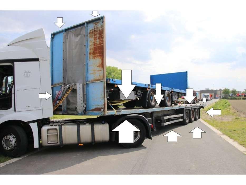Schmitz Cargobull PLATEAU - 2003