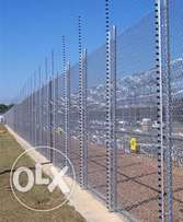 Permeter protection (electric fencing ) 710 KSh per meter