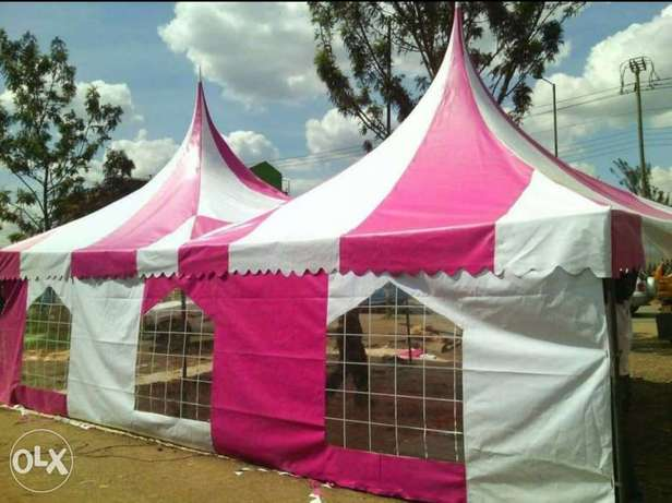 100 seater new tent is 80,000 Muthurwa - image 4