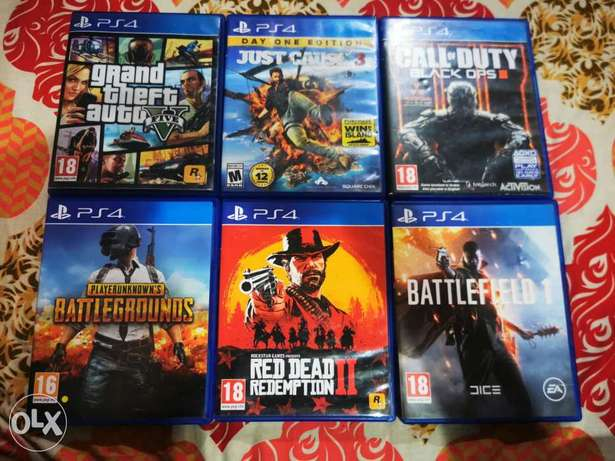 Video games for sale.. GTA 5