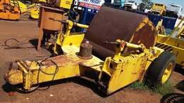 Tow Behind Impact Roller