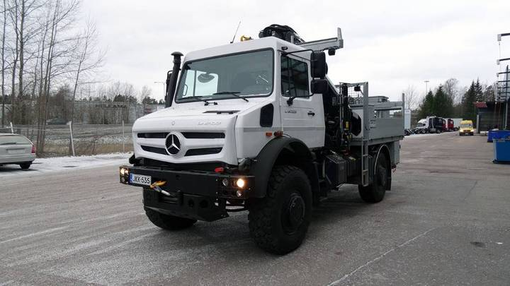 Mercedes-Benz Unimog U5023 - 2016