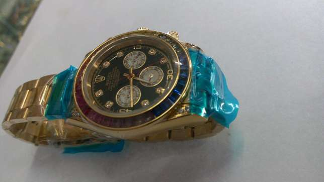 Oyster Perpetual iced Rolex Karen - image 2