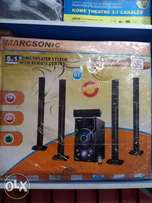 Brand new Marcsonic Bluetooth Home theater system MS-5081