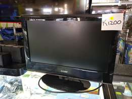 """Coby 19"""" LED TV"""