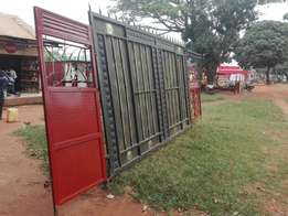 Gate, Door & Windows on sale