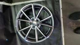 "17"" RS4 Rims for Vw Polo"