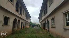 Almost completed 8 flat for sale in G.R.A