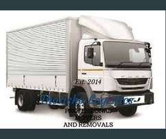 All type of Loads for South Africa to Kenya