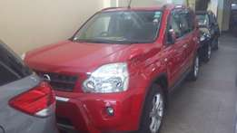 Fully loaded Nissan X-trail available for sale