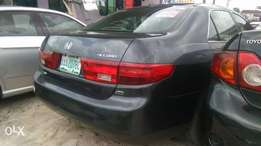 Registered 05 Honda Accord (eod)