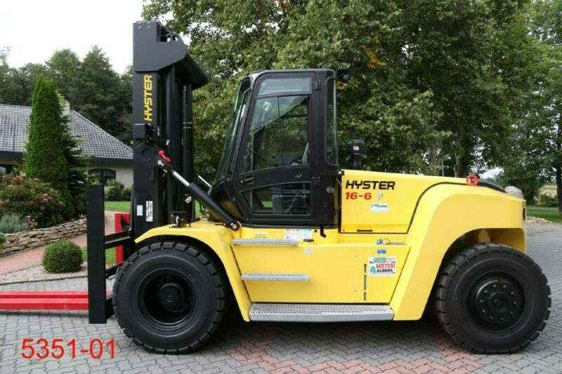 Hyster H 16 Xm 6 - 2018 - image 2
