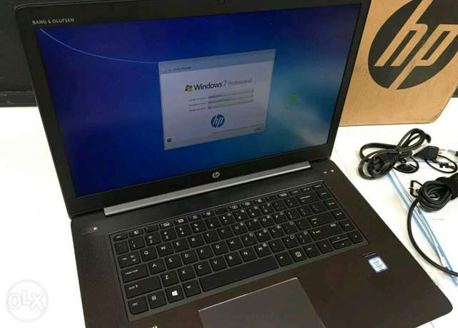 Hp Zbook 15 G3 workstation Ikeja - image 6