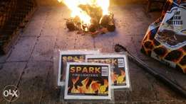 Spark Firelighters