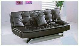 brand new double leather sleeper couch/sofa beds -limited stock avail