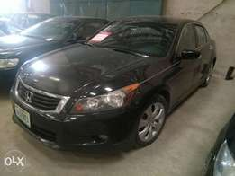 Honda Accord Evil Spirit 2009 black on black