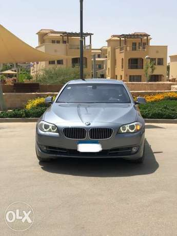 Bmw 528i Model 2013 in an excellent condition. kilometer: 140000