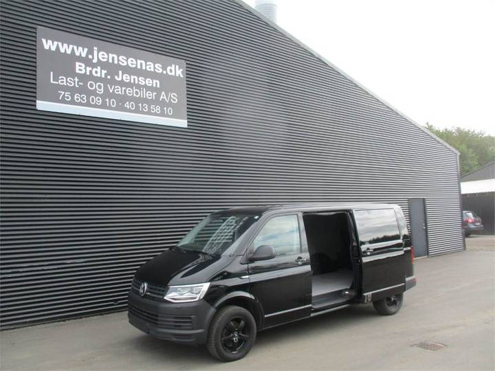 Volkswagen Transporter - 2016
