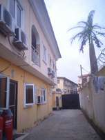 2 bedroom flat at at chief natufe off babs animashaun ,800k 1y