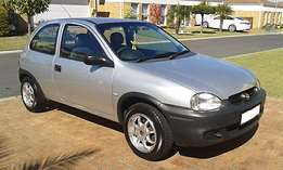 opel corsa for sale 18000