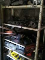 Saab engine parts for 93