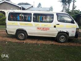 Toyota 5l matatu on sale