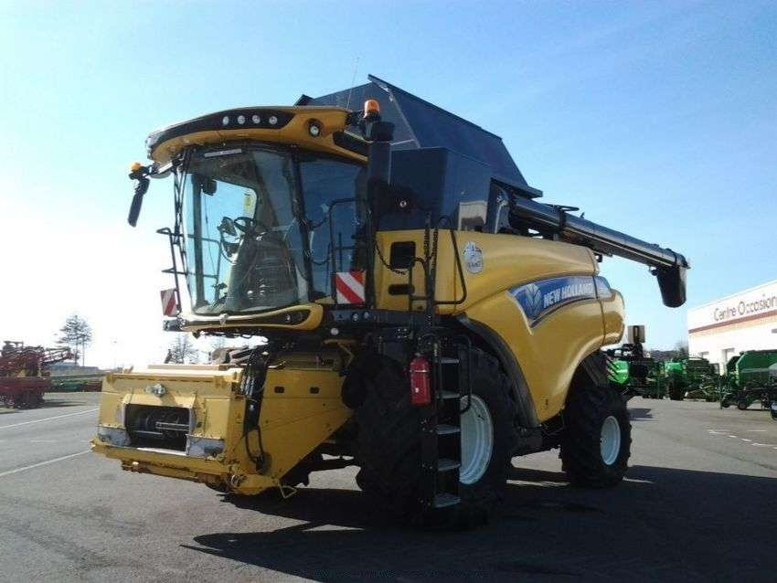 New Holland Cr 8.80 Dfr - 2016