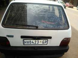Very clean Uno 1,1l for 4, door for R19000