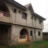 A Building of 2 units of 2 bedroom flat on a half Plot at OSH Estate