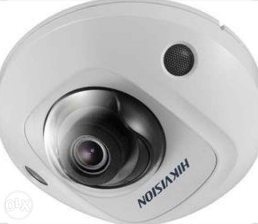 Hikvision IP audio camera
