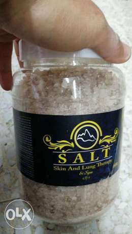 salt for pedicure