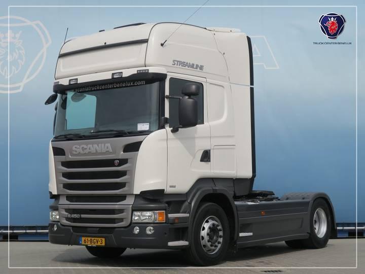 Scania R 450 LA4X2MNA - 2016