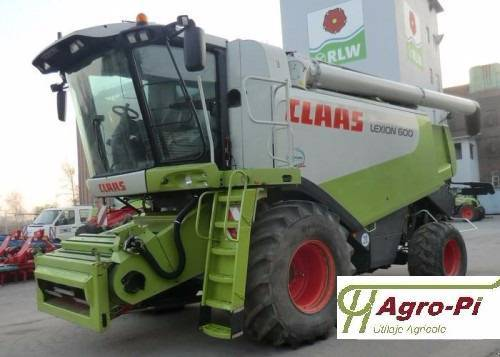 Claas Lexion 600 - 2006 - image 8