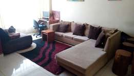 1 bedroom fully furnished apartment in Langata
