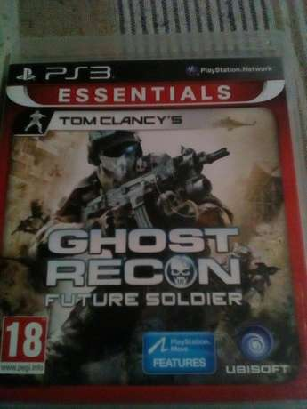 Ps3 - Tom Clancy's Ghost Recon Future Soldier. Newtown - image 1