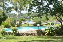 Fully Furnished 2 Bedroom Beach side villas with swimming pool
