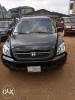 Used Toyota Honda Pilot 2004 Model in Perfect Condition For Sale.
