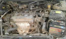 Nissan altima first body noting to fix AC engine working perfect