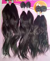 Quality human hair with closure
