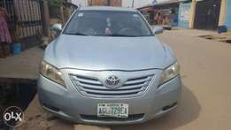 Clean reg Toyota Camry 08
