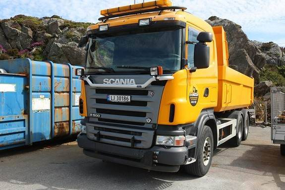 Scania R500 Lb6x4hha - 2008