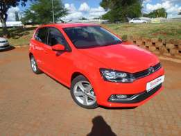 2016 VW Polo GP 1.2 TSI Comfortline