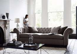 Classic Chesterfield style reimagined for modern living